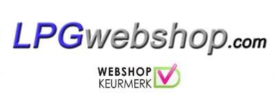 LPG-onderdelen op LPGwebshop.com