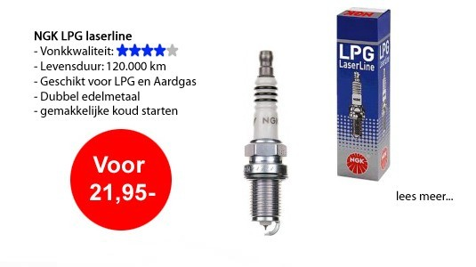 NGK LPG laserline